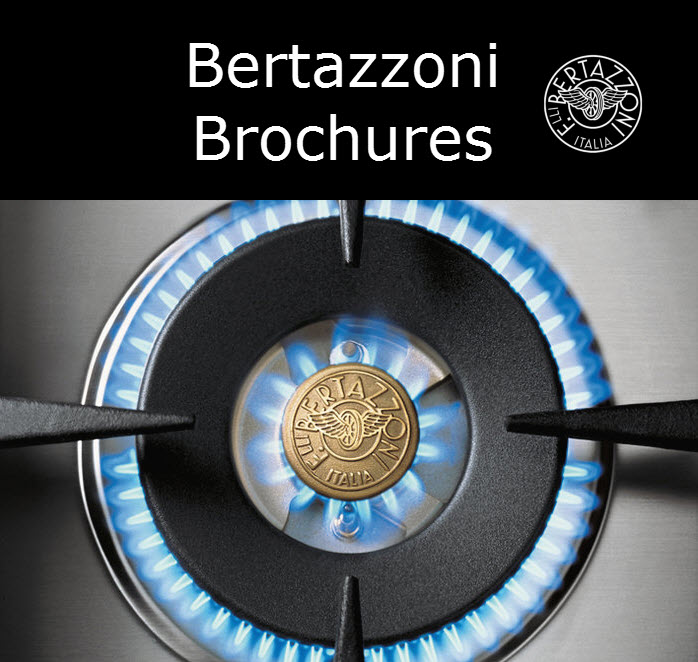 Bertazzoni Brochures Download