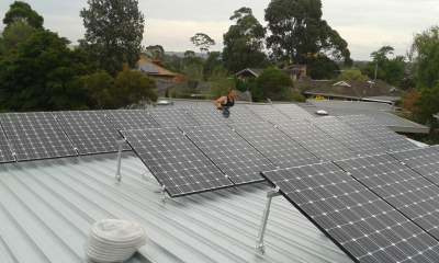 Camberwell Electrics Solar Install 4
