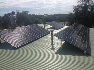 Camberwell Electrics Solar Install 1