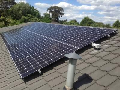Camberwell Electrics Solar Install 5