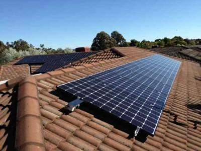 Camberwell Electrics Solar Install 2
