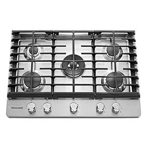 KitchenAid Cooktops