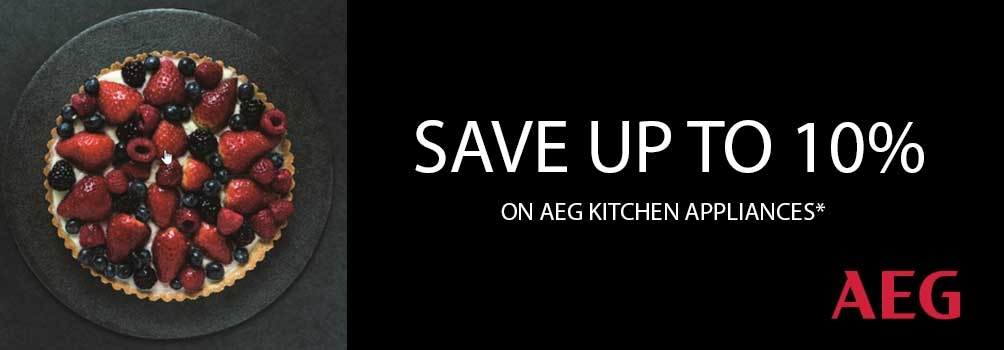 Camberewll Electrics AEG Kitchen Promotion 2018