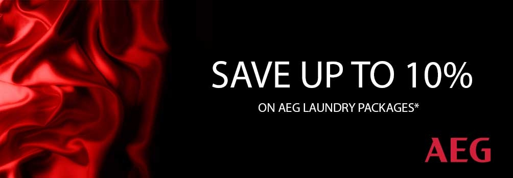 Camberwell Electrics AEG Laundry Promotion 2018