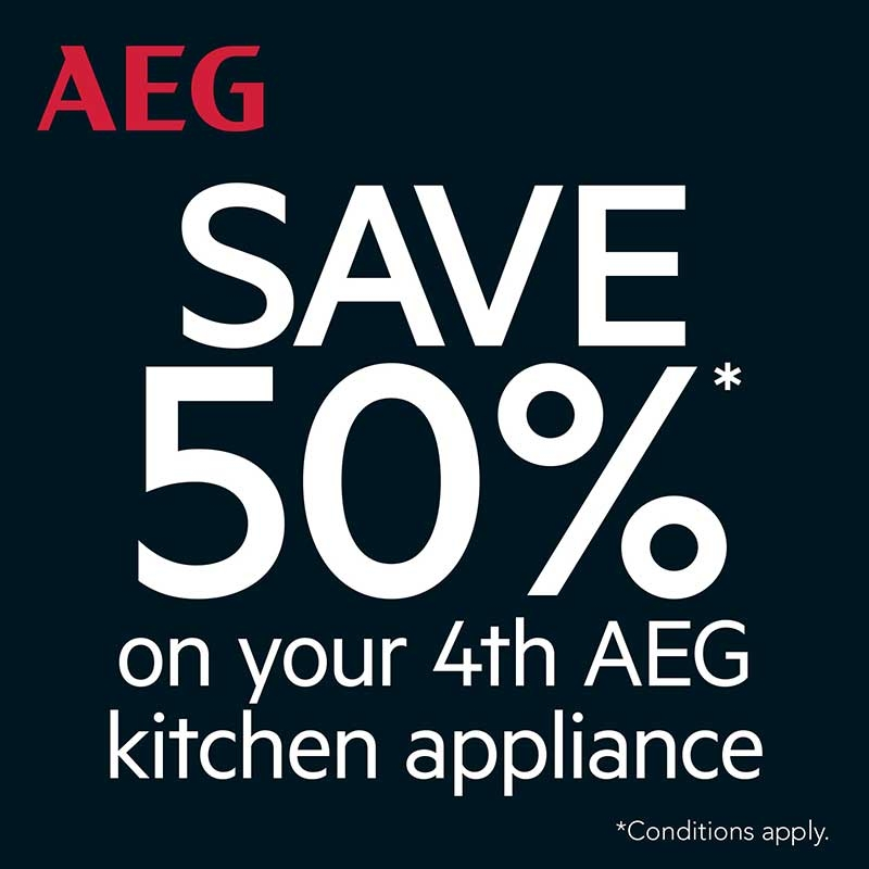 Camberwell Electrics AEG 4th Product August Promotion 2017