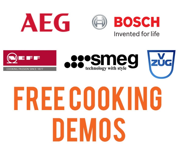 FREE Camberwell Electric Cooking Demos