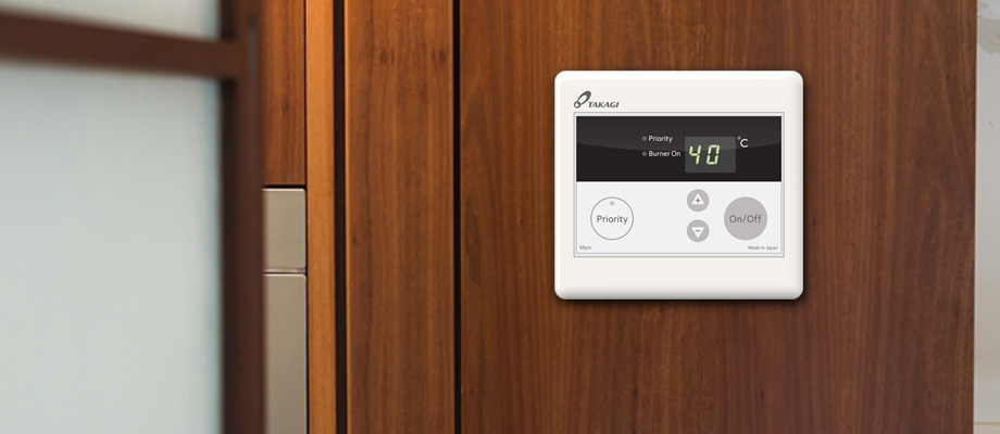 Rapid 26 Instant Hot Water Remote Control