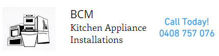 BCM Kitchen Appliances Logo & Contact Number