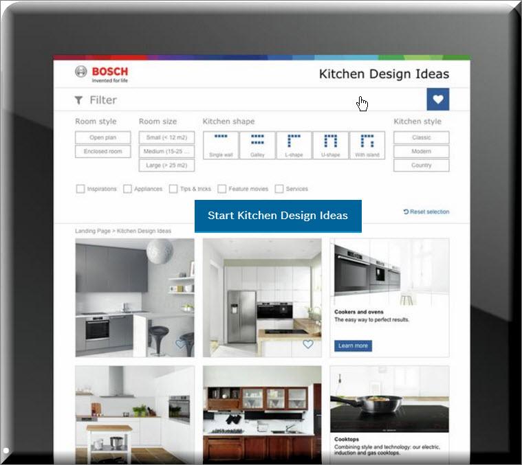 BOSCH Kitchen Design Buyers Guides