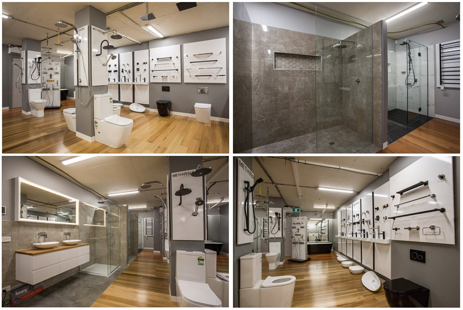 Camberwell Electrics Bathroom Fittings Showroom