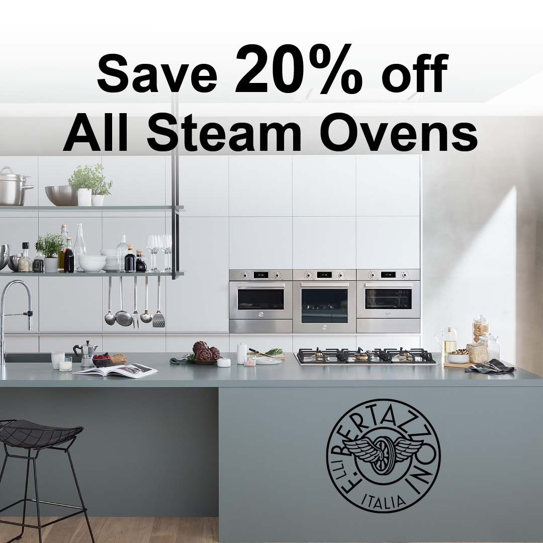 Bertazzoni Save 20% Promotion April May 2021