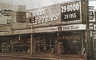 Camberwell Electrics 1952