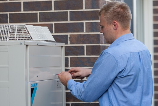 Daikin Qualified Installation Experts