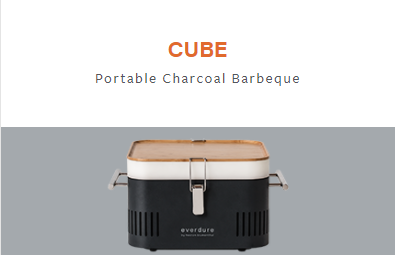 Everdue Cube BBQ By Heston