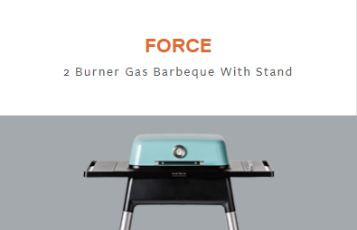 Everdue Force BBQ By Heston