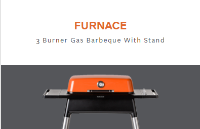 Everdue Furnace BBQ By Heston