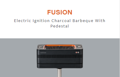 Everdue Fusion (Pedestal) BBQ By Heston
