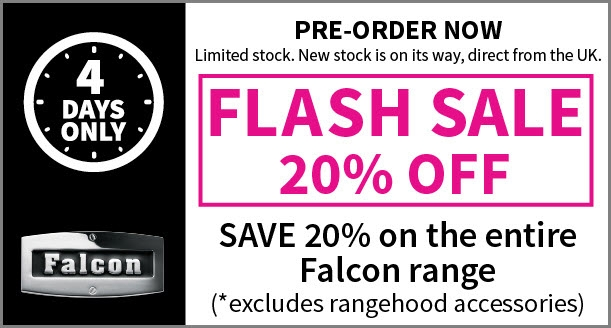 Falcon 4 Days FLASH SALE ONLY 20thNov - 23rdNov 2020