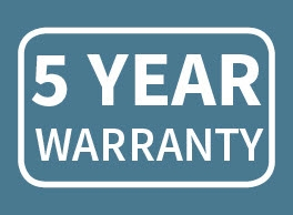 Falcon 5 Year Warranty