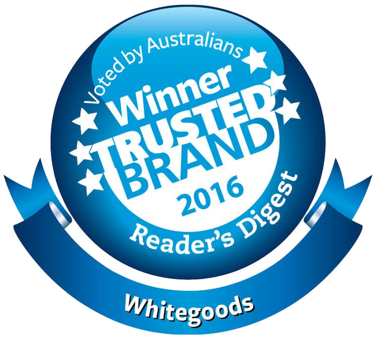 Fisher & Paykel Whitegoods Winner Trusted Brand 2016