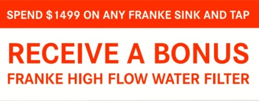 Feb 2019 Frank High Flow Water Filter Bonus