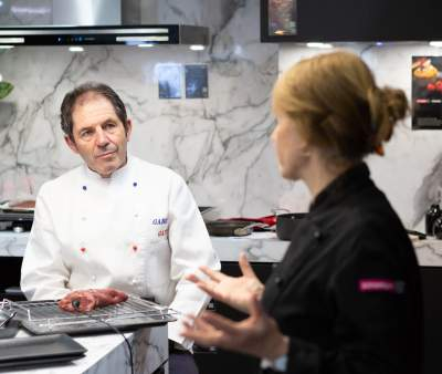 Gabriel Gaté & Anna Goodings Cooking Demonstration 4