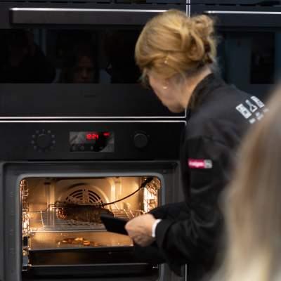 Gabriel Gaté & Anna Goodings Cooking Demonstration 2