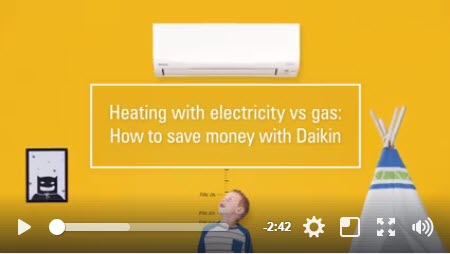 How to save money - Electricity vs Gas Heating