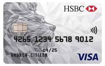 HSBC Credit Card Image