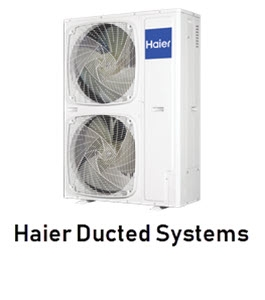 Haier Ducted System Air Conditioners