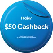Haier Dishwasher Up To $75 Cashback May July 2021 Promotion