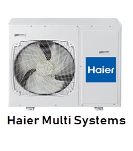 Haier Multi System Air Conditioners