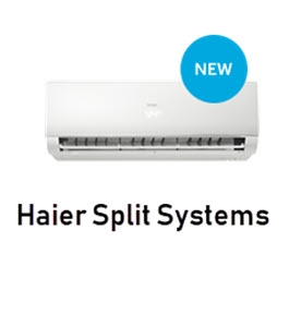 Haier Split System Air Conditioners