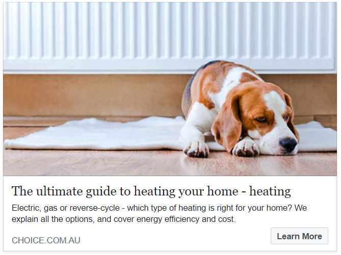 Home Heating Guide - which type of heating is right for you?