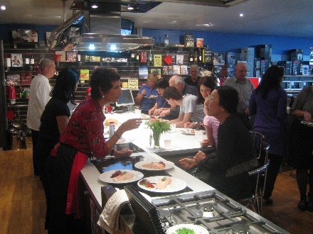 Camberwell Electrics Cooking Demonstration 1