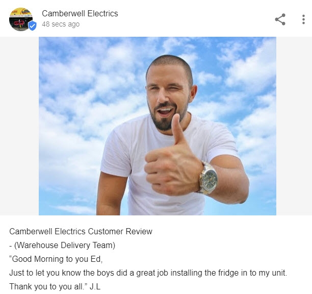 Customer Review By J.L