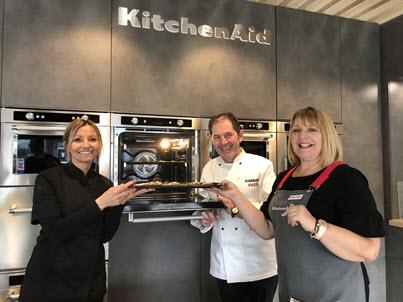 KitchenAid Experience Store Baking 2