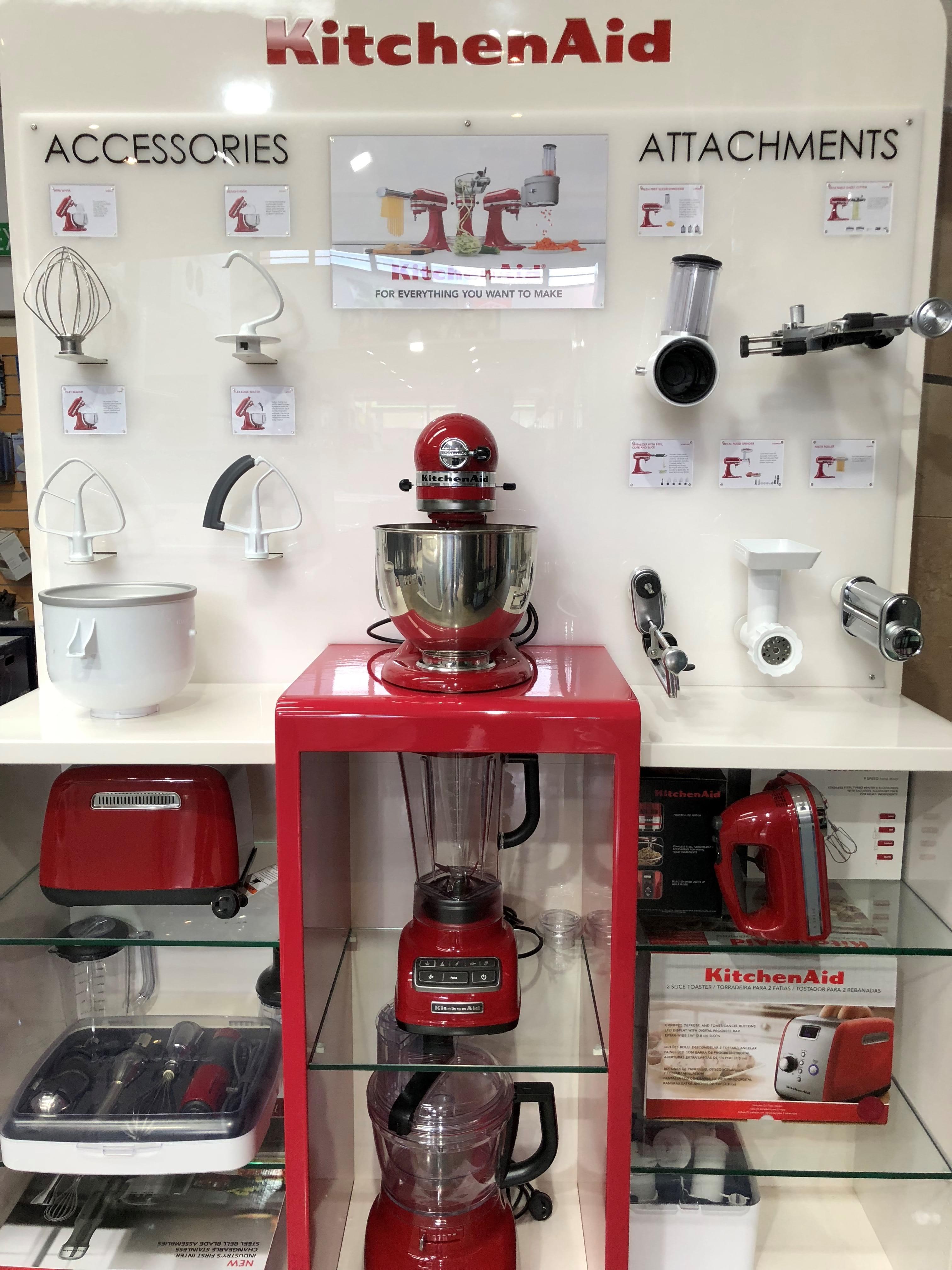 KitchenAid Experience Store - Small Appliances