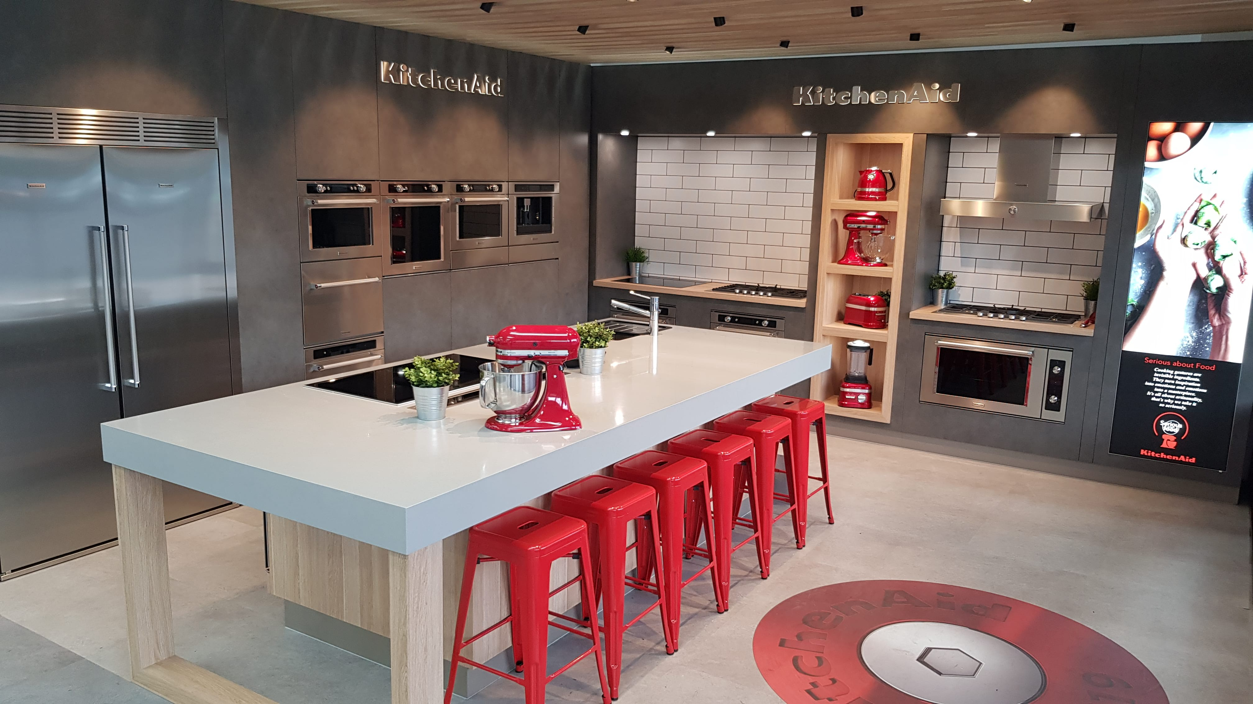 KitchenAid Experience Store - Camberwell Electrics Melbourne