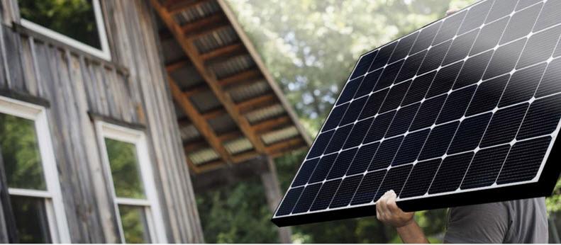 LG Solar Panel Installer