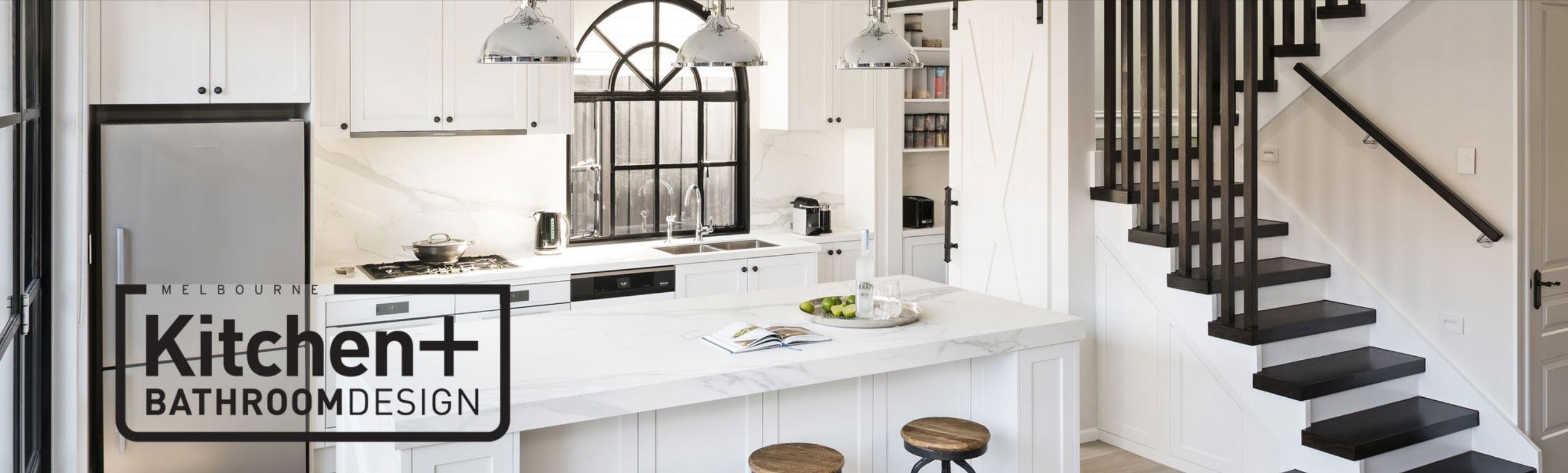 Melbourne Home Kitchen + Bathroom Design