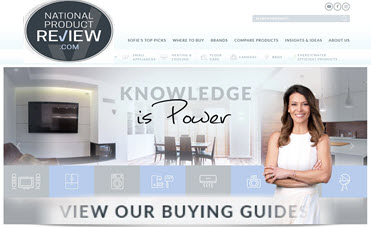 National Product Review - Knowledge is Power