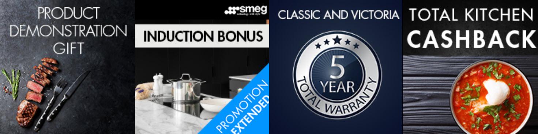SMEG September 2018 Promotions