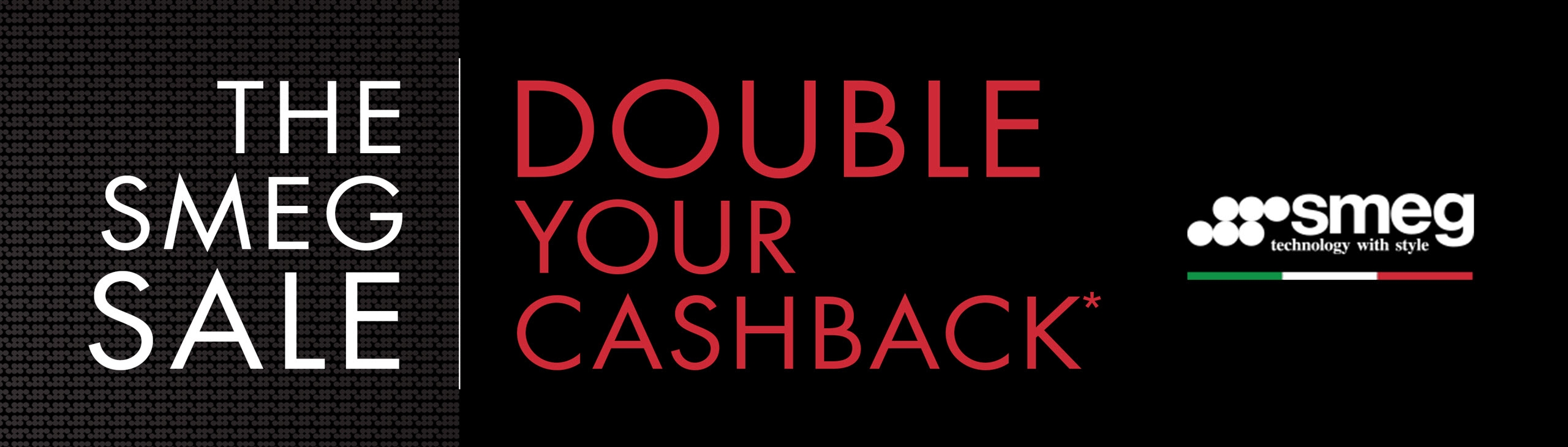Smeg Double Your Cashback on Classic and Victoria