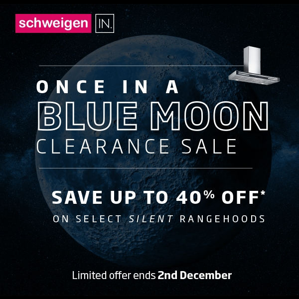 Schweigen IN Save upto 40% Selected RangeHood