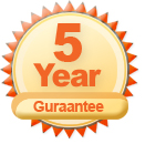 Daikin 5 Year Warranty