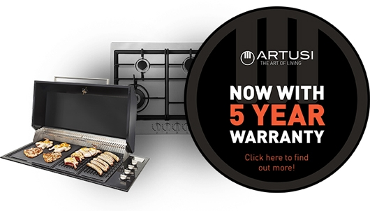 Camberwell Electrics Artusi 5 Year Warranty Promotion